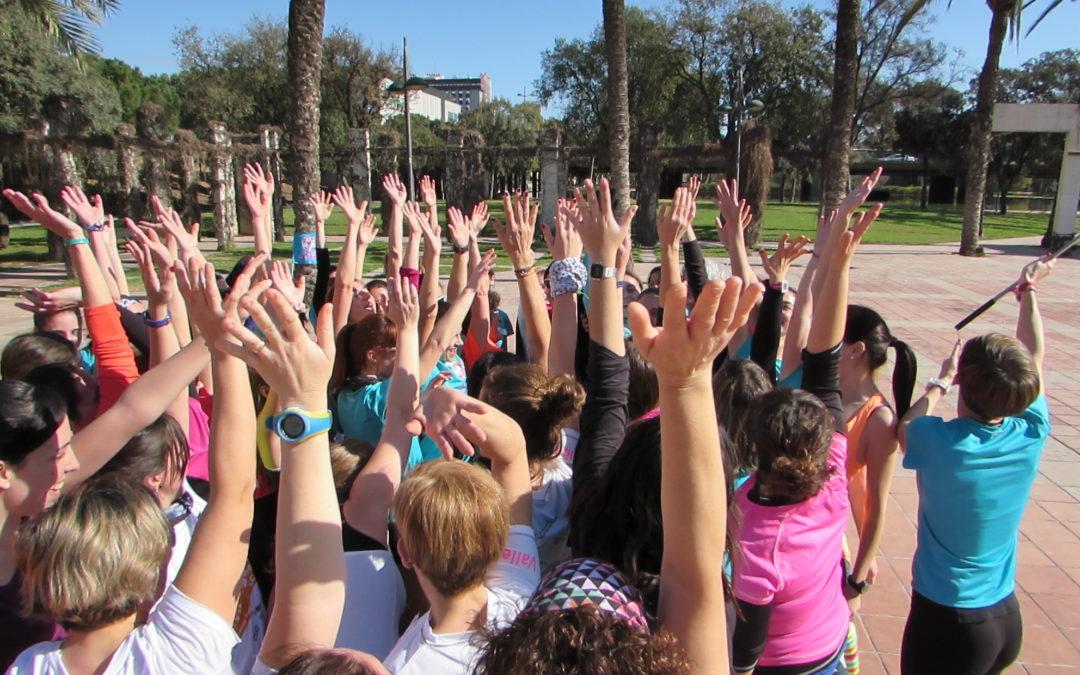 Grupo entrenamiento Valencia