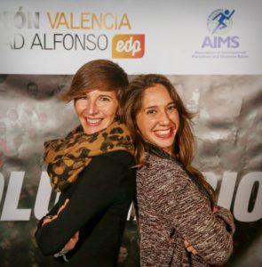 Patri y Paula Gala Fiesta Voluntariado Juntas Es Mejor