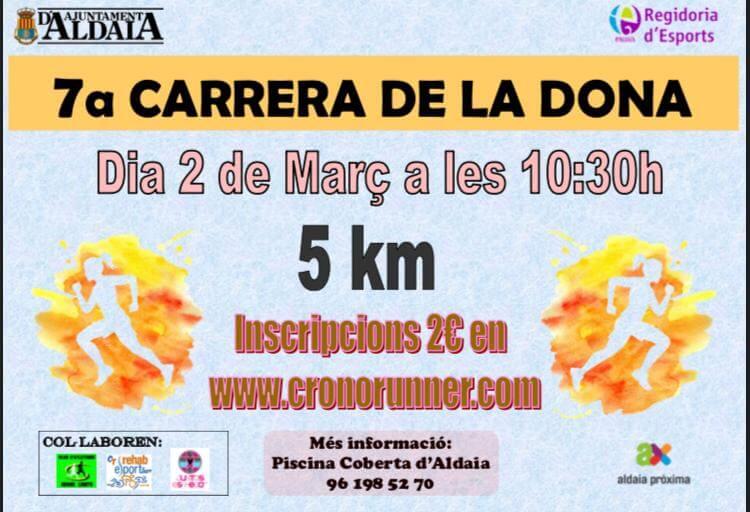 Carrera Dona Aldaia