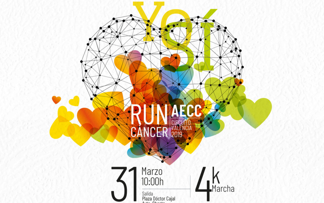 Cartel Run Cancer Cheste