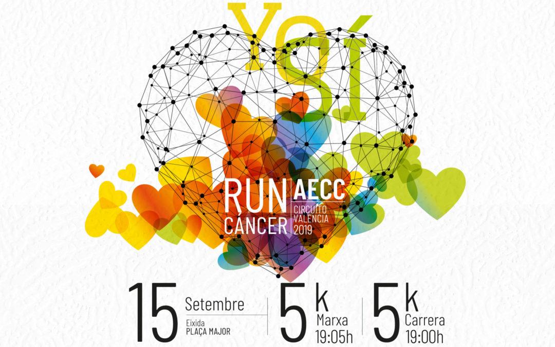 Run Cáncer AECC Llíria