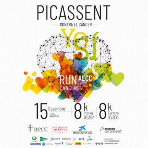 Run Cáncer AECC Picassent