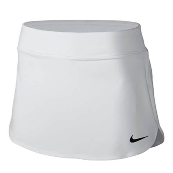 falda Nike tenis blanca